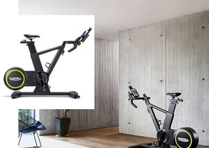 Technogym's Skillbike will trick your feet into health