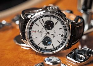 Breitling announces all-new Premier collection
