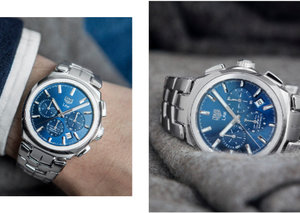 TAG Heuer just updated its Link collection