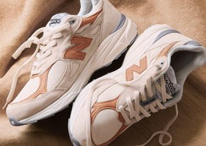 Introducing Todd Snyder's New Balance 990v3s