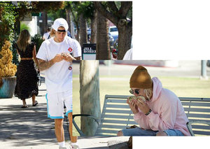 This is not how you eat a burrito Justin Bieber
