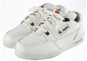 The story behind Apple's incredibly rare sneakers from the 90s