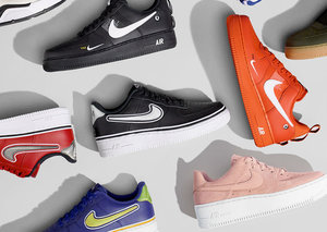 New Nike Air Force 1s are coming for your holiday wish list