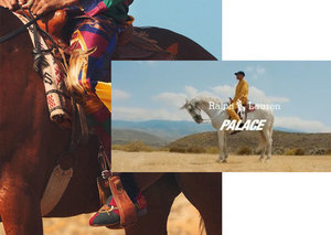 Palace x Ralph Lauren: this year's most unexpected collab