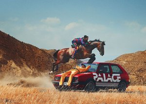 First look: the new Palace x Ralph Lauren lookbook