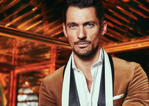David Gandy: More than being really, really, ridiculously good-looking