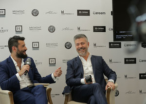 Balancing heritage in the world of luxury with Francesco Moreschi