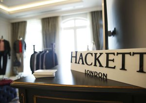 Go inside the Esquire Townhouse: Hackett