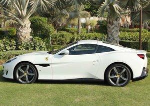 The Ferrari Portofino in pictures
