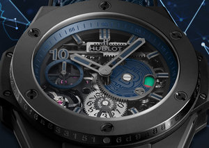 Hublot now accepts bitcoins; launches watch to celebrate