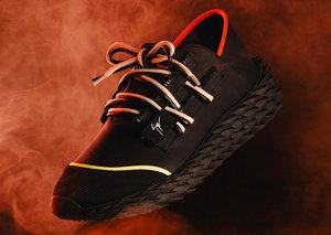 Giuseppe Zanotti unveils the 'Urchin' sneaker