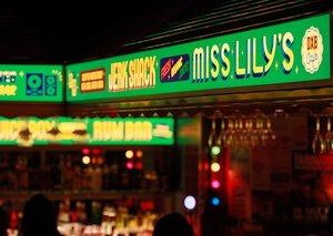 The Esquire Review: Miss Lily's, Dubai