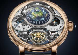 This Bovet timepiece just won the Watch World Cup