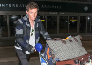 Learn from Eddie Redmayne's travel style