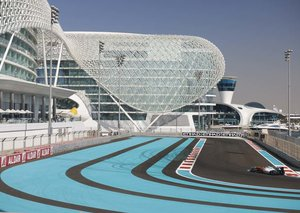 You can now train like an F1 driver at Abu Dhabi's Yas Marina Circuit