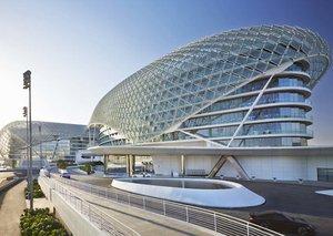 Yas Hotel Abu Dhabi: Esquire Does Travel