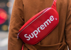 The most powerful logo in fashion goes to Supreme