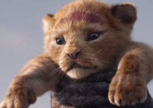 The Lion King live action trailer made the internet lose it's sh...