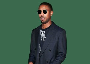 Take notes from Michael B. Jordan's latest outfit