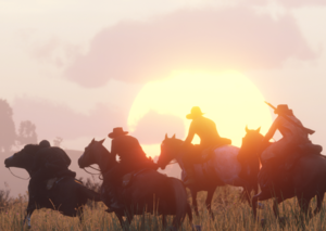 'Red Dead Redemption' online is GTA with horses