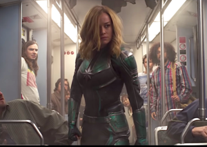 The second 'Captain Marvel' trailer is here