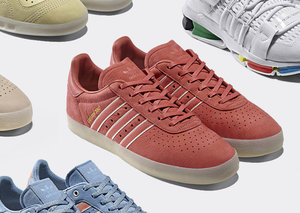 Adidas just dropped the perfect travel sneakers