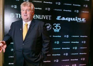 Inside The Glenlivet 35 celebration for the Dubai Duty Free 35th Anniversary
