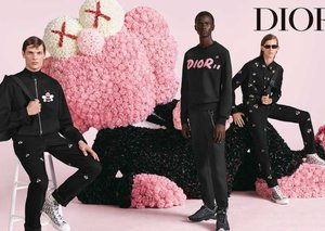 New Dior Men's summer advertising campaign celebrates the spirit of Dior