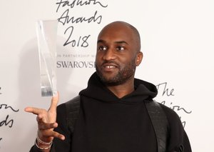 Virgil Abloh wants to design a space-ship, make next collection about Michael Jackson