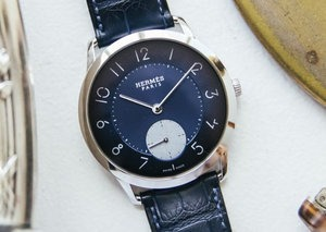 Hodinkee x Hermès collaboration drops before SIHH
