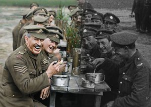 Peter Jackson's WWI documentary will rival LoTR in effects