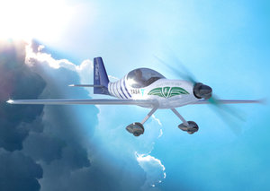 Rolls Royce is building the world's fastest electric airplane