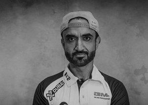 Emirati racer Balooshi flies across the Dakar 2019 finish line