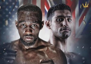 Terence 'Bud' Crawford set to face Amir Khan in title fight