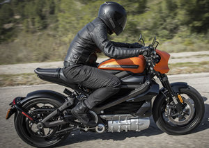 Everything you need to know about Harley-Davidson's new electric motorcycle
