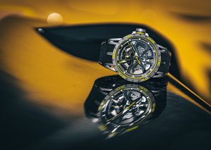 Roger Dubuis doubles-down on partnerships at SIHH 2019