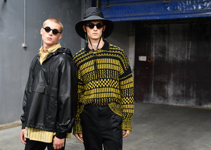 Catch all the action from AMI's Paris Fashion Week fall/winter 2019 show live