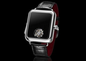 H. Moser & Cie unveils ultimate 'smart' watch