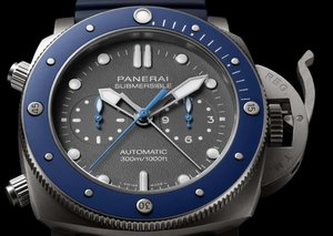 Panerai dedicates SIHH 2019 to the Submersible