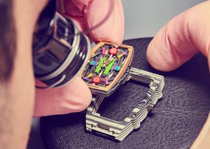 Richard Mille brings its sweet tooth to SIHH 2019