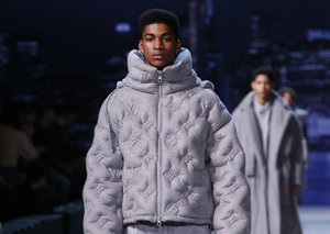 Virgil Abloh's second collection for Louis Vuitton is 'Off the Wall'