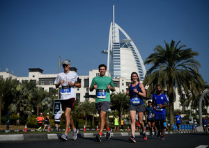 How to ace the Dubai Marathon this weekend