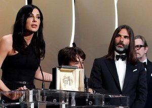 Nadine Labaki makes Oscars history as first female Lebanese filmmaker nominated