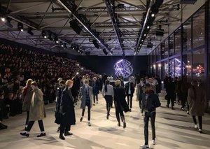 iPhone photography tips from fashion's front row