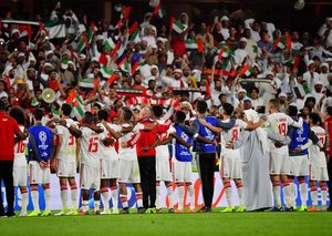 UAE team power through to semi-finals of Asian Cup