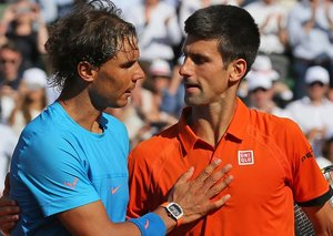 Battle of the titans: Novak 'Djoker' Djokovic faces off against Rafael Nadal in Australian Open final