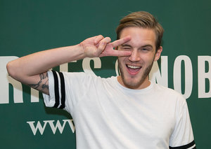 PewDiePie has more subscribers than the population of Germany