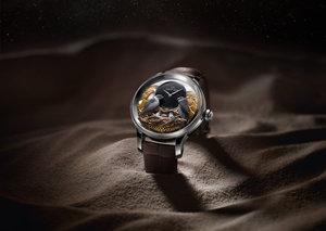 Jaquet Droz unveils one-of-a-kind Dhs 2 million UAE watch