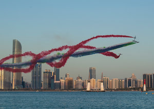 All the action from the Red Bull Air Race 2019 in Abu Dhabi
