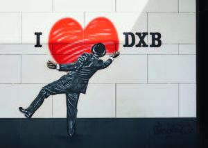 All in DXB: Exploring Dubai's street art, culture, music and fashion scenes